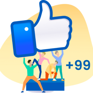 buy facebook likes france
